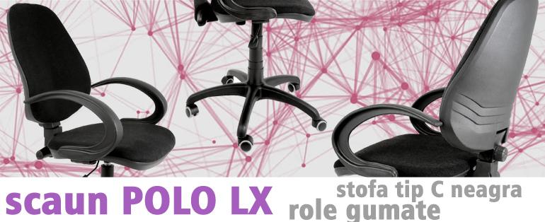 scaun ergonomic Polo LX