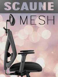 scaune mesh