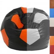 Bean bag Mega Ball (XXL) - imitatie piele