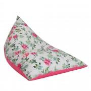 Bean bag Relax - Trandafiri acuarela