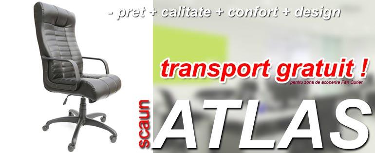 scaun managerial Atlas