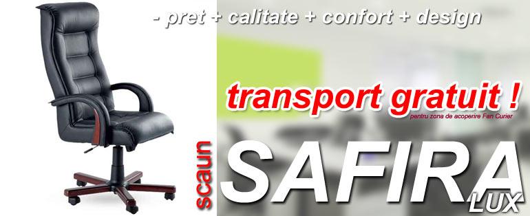 scaun managerial Safira Lux