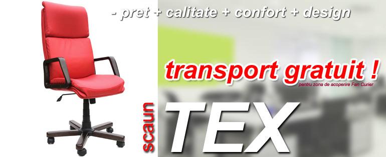 scaun managerial Tex