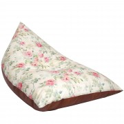 Bean bag Relax - Trandafiri vintage