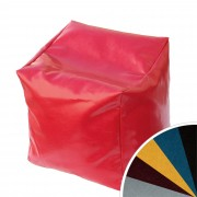 Bean bag Cubic stofa