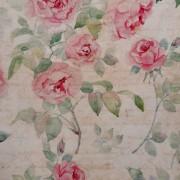 Stofa Print - Trandafiri vintage